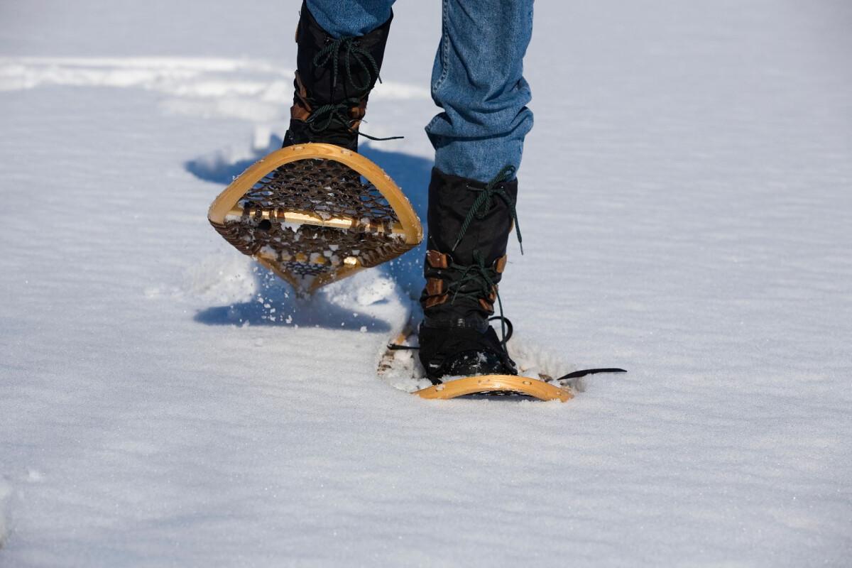 Men's Snowshoeing