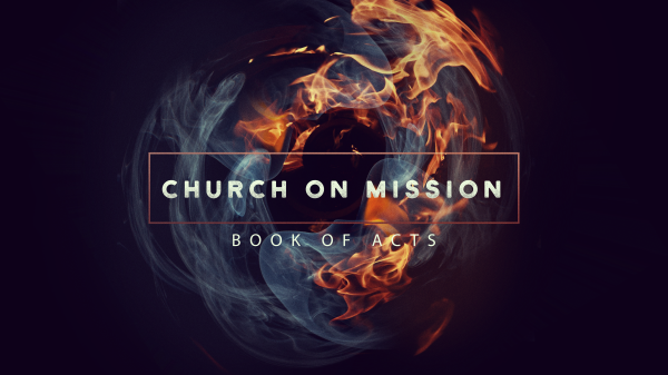 Series: Church on Mission