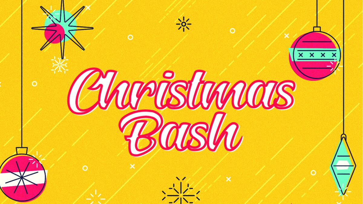 GAP Jr. Christmas Bash