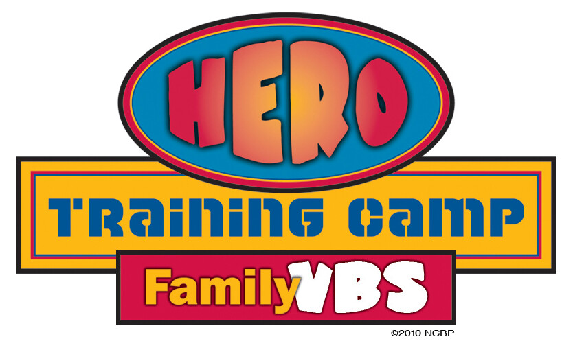 Hero Training Camp Family VBS